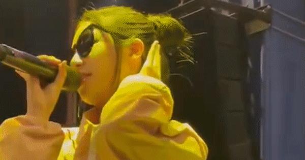 AMEE tiếp tục gây tranh cãi khi hát chênh phô tại buổi tổng duyệt, netizen than thở: ''Thà nghe hát đè còn hơn''