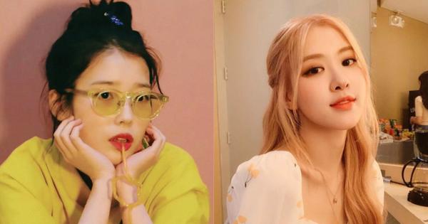 IU chưa rõ ngày giờ comeback đã vội bán album, sắp có màn đối đầu ''căng đét'' với Rosé (BLACKPINK)?