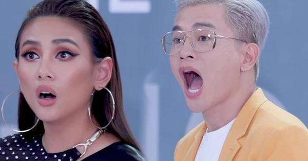 Võ Hoàng Yến, Nam Trung ngỡ ngàng khi gặp 'người quen' casting Next Top Model mùa 9