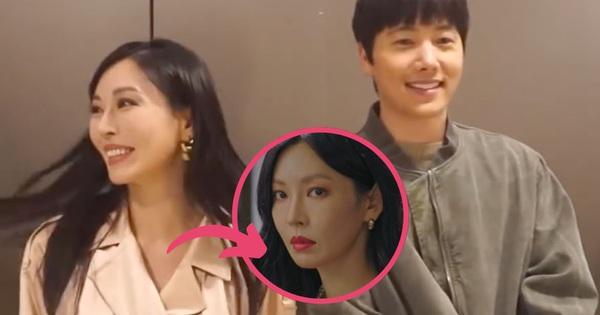 Chồng real của Kim So Yeon sượng trân khi lên phim trường Penthouse 2 thăm vợ, netizen cười bò vì quá đáng yêu!