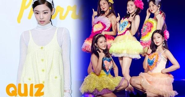 Đi tìm trang phục 'thảm họa' nhất của các idol Kpop, ngay cả fashion icon Jennie cũng có khi mắc sai lầm