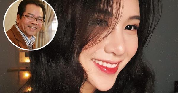 'Ông trùm vai phản diện' - NSND Trần Nhượng hóa ra có một cô con gái xinh như hot girl!