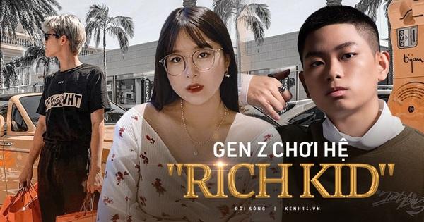 Dàn rich kid Gen Z chứng minh độ giàu: Nhất Hoàng tậu hàng hiệu không nhìn giá, fan cứng Ngọc Trinh đi xe 11 tỷ để giống idol