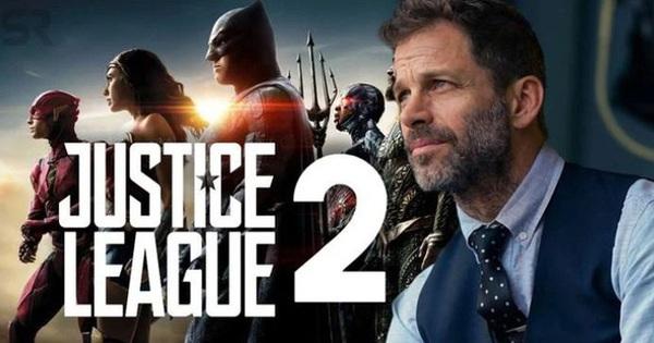 Zack Snyder hé lộ nội dung Justice League 2: các siêu anh hùng cùng liên kết chống lại Superman, hoành tráng vượt bậc Endgame?