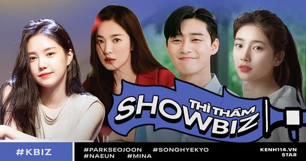 Mật báo Kbiz: Song Hye Kyo cặp kè đại gia Hong Kong, Park Seo Joon yêu nữ thần Hậu Duệ Mặt Trời, 'bóc' cả list nhóm nhạc bắt nạt
