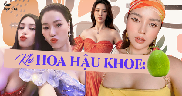 Đại hội 'khoe ngực' cuối tuần từ các Hoa hậu hết nhiệm kỳ: Tiểu Vy trễ nải nhưng vẫn không lại độ 'phồn thực' của Kỳ Duyên và Đỗ Mỹ Linh