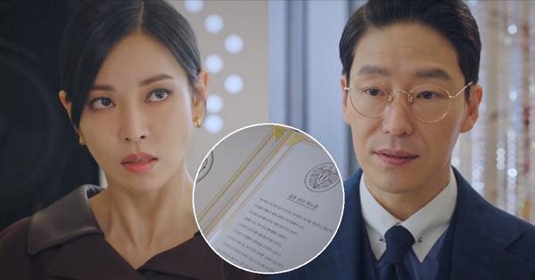 Hợp đồng hôn nhân của 'dượng' Ju ở Penthouse 2 khiến chị em đọc xong chỉ muốn ở giá cả đời!