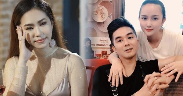 Vợ Khánh Đơn lên tiếng nhắc nhở ai đó hậu ồn ào chuyện con riêng của chồng và Lương Bích Hữu: 'Đừng kéo em vào những thị phi'