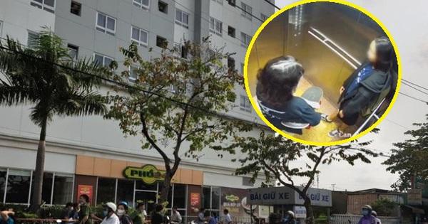 Tài xế xe ôm kể lại cuộc cãi vã của 2 cô gái trước khi đi thang máy lên tầng 20 và rơi xuống đất tử vong