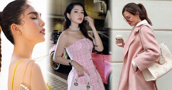 Instagram look sao Việt tuần qua: Ngọc Trinh diện túi bé tí giá rẻ bất ngờ, trái ngược Chi Pu 'quẩy' hàng hiệu cả trăm triệu đồng