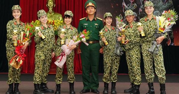 Khánh Vân tiết lộ Mũi trưởng Long là 'chú bé khóc nhè', gọi điện khóc lóc trong ngày dàn nữ chiến binh xuất ngũ