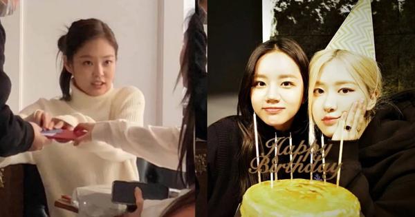 Học BLACKPINK cách giữ tình bạn bền lâu: Jennie tranh cà thẻ với Irene, Rosé được 'bao' cũng nhất mực đòi chị Hyeri chia tiền!