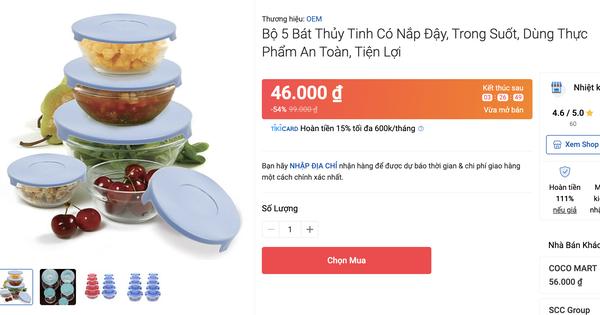 Check ngay đồ bếp giá sốc hôm nay: Dao gọt, rổ chỉ vài nghìn, không món nào quá 90k