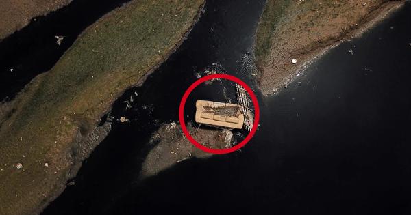 Những hình ảnh cho thấy ô nhiễm nước - vấn đề cả thế giới phải đối mặt đang kinh hoàng đến mức nào