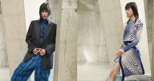 Phương Oanh Next Top sau 4 năm bị loại ấm ức: Trúng show lớn, được Vogue đăng ảnh, đóng quảng cáo với Hoàng Cảnh Du