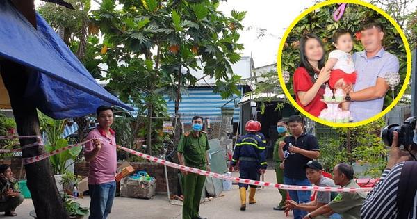 Hàng xóm xót xa khi cả gia đình tử vong trong đám cháy: 'Người cha chết nhưng vẫn còn ôm con gái 3 tuổi vào lòng'