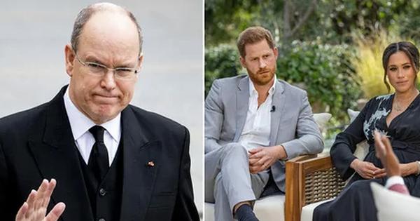Thân vương Monaco lên tiếng về cuộc phỏng vấn bom tấn của nhà Sussex, nói những lời sâu cay khiến Harry phải bẽ mặt