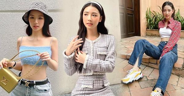 'Bóc' style của Amee: Từ bánh bèo tiểu thư tới sexy ngùn ngụt đều 'chơi' tất, biến hoá đa dạng đâu kém idol Kpop nào!