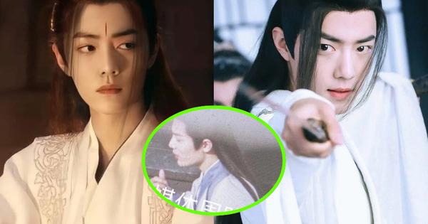 Tiêu Chiến được khen nức nở nhờ tạo hình Chu Nhan: anh sinh ra để đóng cổ trang