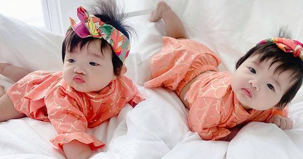 Nhóc tỳ nhà Đông Nhi lại gây sốt trong loạt ảnh mới: Diện nguyên đồ hiệu, tạo 1001 biểu cảm cực yêu dưới góc máy của mẹ