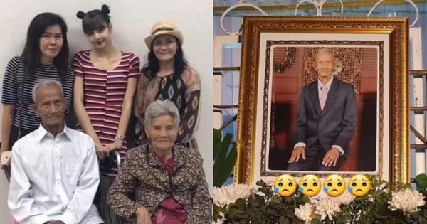 Xót xa tin ông ngoại Lisa (BLACKPINK) qua đời vào đúng ngày sinh nhật lần thứ 24 của nữ idol