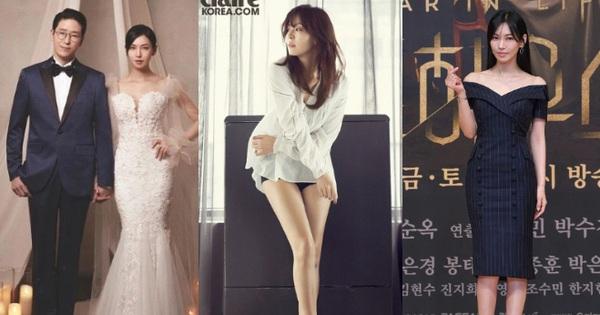 Tỷ lệ cơ thể ảo diệu của 'ác nữ Penthouse' Kim So Yeon: Trông như 1m70, ai dè chiều cao thật gây ngỡ ngàng