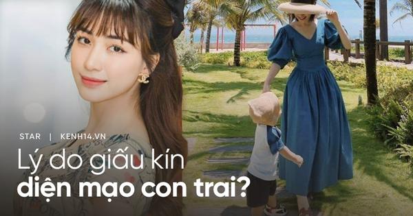 Hoà Minzy chính thức nói rõ lý do giấu kín diện mạo con trai, khẳng định: 'Em không phải ngôi sao lớn, không đến nỗi phải làm thế này'
