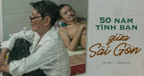 Cụ ông già yếu kiếm tiền nuôi người bạn 50 năm bị mất trí nhớ ở Sài Gòn: 'Mình còn khỏe ngày nào thì mình sẽ chăm sóc cho Thái ngày đó'