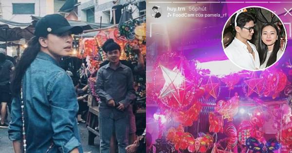 Chán úp mở, Huy Trần công khai tháp tùng Ngô Thanh Vân lên thẳng phim trường: Muốn khoe với cả thế giới hay gì?