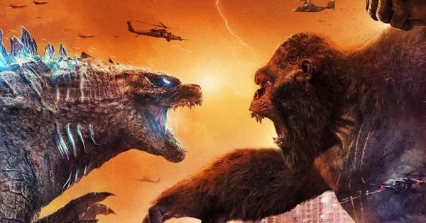 Godzilla vs. Kong thắng lớn ở Việt Nam, nhìn doanh thu ở Trung Quốc mà giật mình