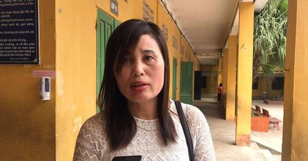 Cô giáo tố bị 'trù dập' được ông Đoàn Ngọc Hải chia sẻ trên Facebook nói gì trong buổi công bố thanh tra lại?