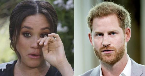 Dư luận lại dậy sóng trước phản ứng 'ngây thơ vô số tội' của nhà Meghan hậu phỏng vấn 'dội bom lên hoàng gia', Harry nhận kết cục đắng ngắt