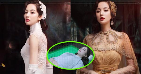 Đọ sườn xám không lại Cảnh Điềm, Cổ Lực Na Trát còn 'no gạch đá' vì diễn xuất ở phim mới: 'Chỉ đóng đạt mỗi cảnh ngủ!'