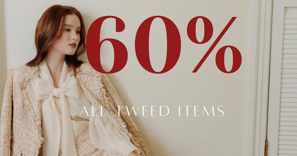 Loạt shop thời trang sale 'đẫm' ngày 3/3: Giảm đến 70%, các nàng nhanh mua tự thưởng 8/3