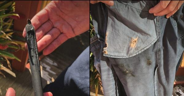 iPhone X ''phát nổ'' trong túi, người đàn ông ở Úc khởi kiện Apple