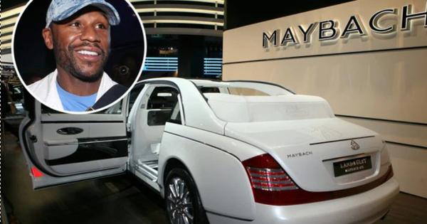 Võ sĩ 'Độc cô cầu bại' bước vào màn đọ tiền cùng 'một rapper nổi tiếng' để tranh chiếc siêu xe cực hiếm