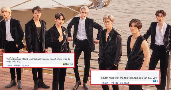 Netizen tranh cãi boygroup Vpop sắp debut: Tên thành viên quá ''nhập khẩu'', có liên quan gì đến GOT7 không thế?
