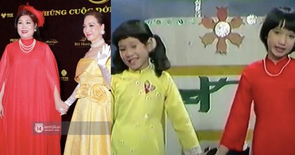 Từ hai bé vàng đỏ nắm tay nhau hát ''Mừng Xuân Mới'', nay đã thành NSND Hồng Vân và NSND Lê Khanh đi xem Gái Già Lắm Chiêu V?