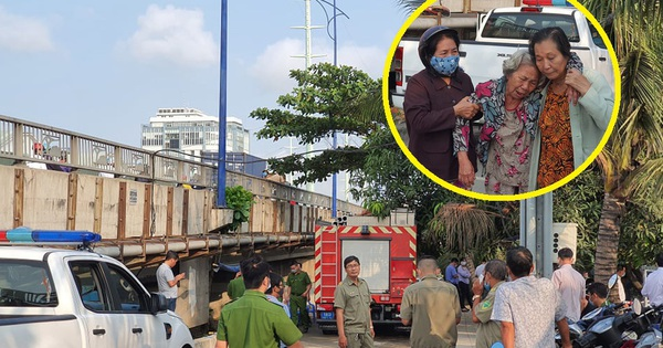 Cháy nhà ở Sài Gòn khiến 6 người trong gia đình tử vong, người thân khóc ngất tại hiện trường