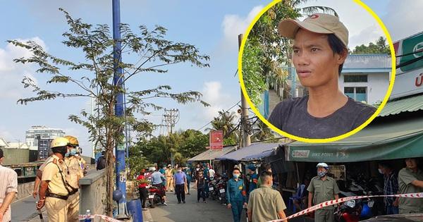 Nhân chứng vụ hỏa hoạn đau lòng tại Sài Gòn: 'Lửa bùng dữ lắm, nhà 7 người thì chết 6, tội nhất 2 đứa nhỏ'