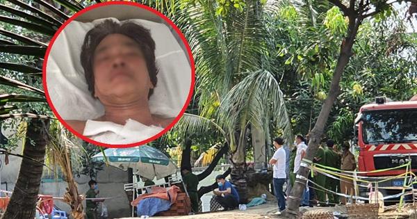 Vụ cháy khiến 6 người tử vong ở Sài Gòn: Nạn nhân duy nhất sống sót bị bỏng độ 2, tâm lý bất ổn và hoảng loạn