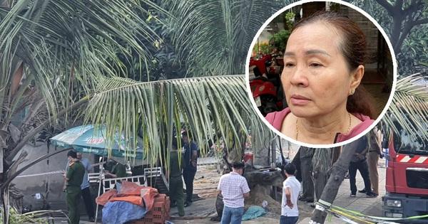 Người thân đau đớn vì không cứu được các nạn nhân vụ hỏa hoạn: 'Nghe tiếng kêu cứu thảm thiết nhưng đành bất lực'