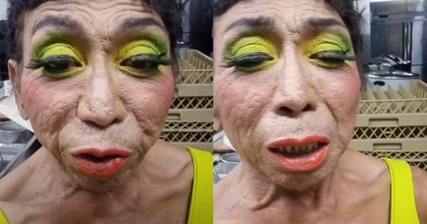 Thảm họa chuyển giới Thái Lan lại thay đổi hình ảnh với mái tóc ngắn nhìn thôi đã thấy... sợ