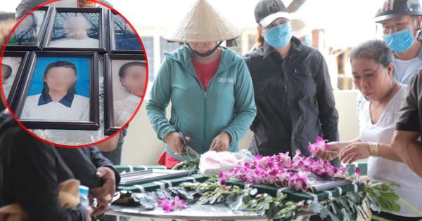Xót xa di ảnh 6 người trong 1 gia đình được đặt cạnh nhau sau đám cháy kinh hoàng ở Sài Gòn