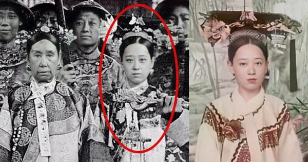 Chân dung 'đệ nhất mỹ nhân' cuối triều đại nhà Thanh bị Từ Hi Thái hậu 'cầm tù' trong cung cấm, không cho phép sống cùng chồng