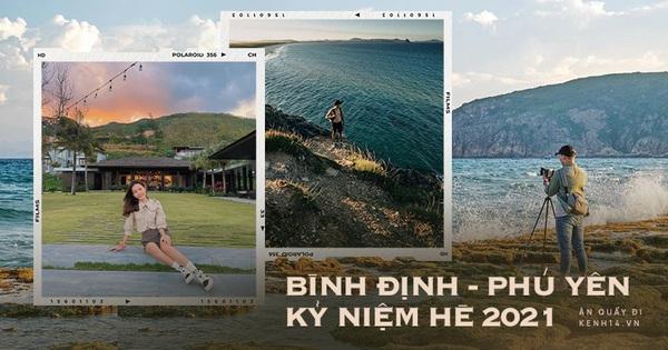 Muốn có kỷ niệm hè 2021 đáng nhớ, có tận 3 lý do để bạn chọn Bình Định - Phú Yên làm điểm du lịch năm nay!