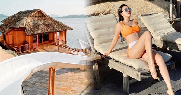 Resort Nha Trang giá từ 10 triệu/đêm được Bảo Thy, Châu Bùi check in có view đẹp cỡ nào mà hot thế?