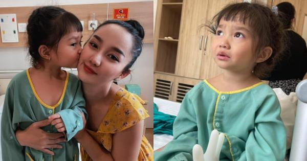 Con gái Lê Dương Bảo Lâm mới 3 tuổi đã phải thực hiện phẫu thuật, nguyên nhân khiến công chúng không khỏi thương xót