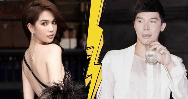 Nathan Lee đăng status 'đá xéo' ai đó ngu dốt, tag Lý Nhã Kỳ nhưng netizen gọi tên Ngọc Trinh vì ám chỉ 'dàn dựng'?