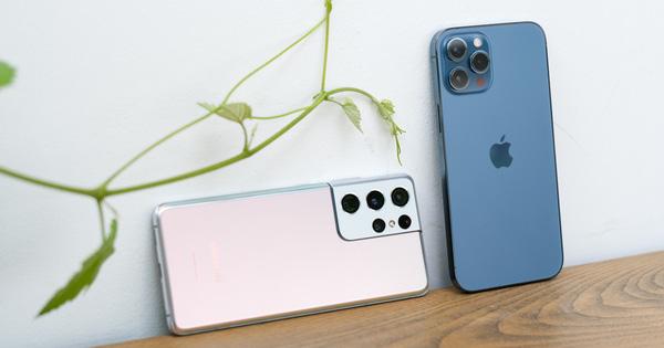 Thử đem iPhone 12 Pro Max cùng Galaxy S21 Ultra ra chụp ảnh và đây là kết quả của độc giả